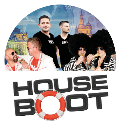 House Party Boot zum Dresdner Stadtfest