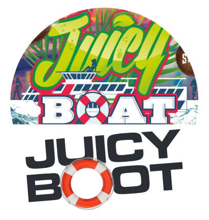 Juicy Party Boot zum Dresdner Stadtfest